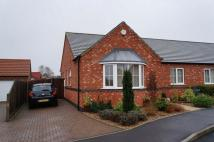 Semi-Detached Bungalow in Mill Close, Woodhall Spa