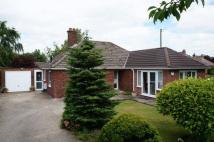 2 bedroom Detached Bungalow in Louth Road, Horncastle