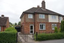 semi detached home for sale in Stanhope Road, Horncastle