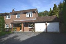 Detached property in Oakley, BASINGSTOKE...