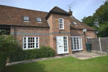 Terraced property for sale in Worting, BASINGSTOKE...