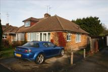 3 bedroom Semi-Detached Bungalow in Thornton Crescent...
