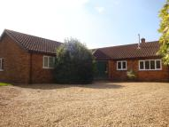 Detached Bungalow to rent in Whittington, PE33