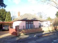 3 bed Detached Bungalow for sale in Manor Road, Mildenhall...