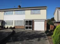 semi detached home to rent in Falbro Crescent...