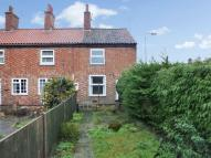 End of Terrace house for sale in Paradise Row, Horncastle