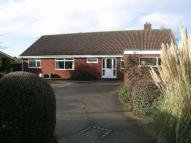 Detached Bungalow for sale in 65 Louth Road, Horncastle
