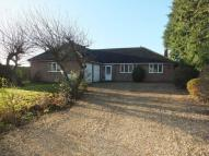 3 bed Detached Bungalow for sale in Woodcock Lodge...