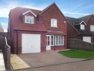 3 bed Detached house for sale in Maltby Way, Horncastle