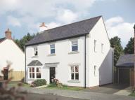 4 bedroom new property in St James Mead, Badsey
