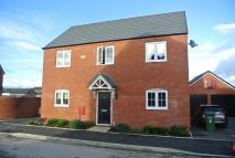 Detached house in Snaffle Way, Evesham