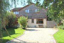 Detached home for sale in Bulford Road...