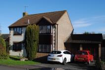 Detached property in Heron Walk...