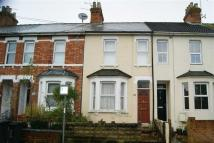 Terraced home for sale in Old Town, Swindon