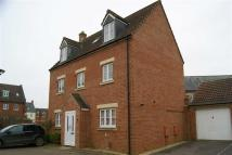 Detached home for sale in Oakhurst, Swindon