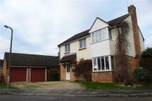 Detached property for sale in Haydon Wick, Swindon