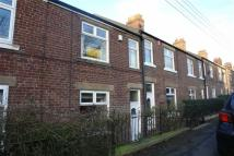 Terraced property in Beaumont Terrace, Prudhoe