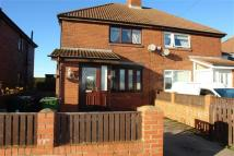 2 bed semi detached house to rent in The Crescent...