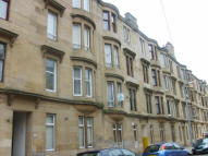 1 bed Flat to rent in Gardner Street, Partick