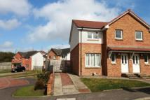 3 bed semi detached property in Craighead Avenue