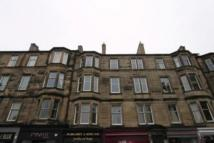 Flat to rent in Morningside Road...