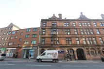 Apartment in Ingram Street, Glasgow