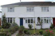2 bed house in Rose Cottages...