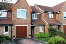 3 bedroom Town House to rent in Highbank, Haywards Heath