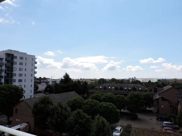View from the balcon