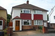 2 bed house in Ansell Grove, Carshalton