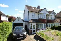 4 bedroom semi detached house in Blenheim Park Road...