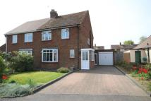 3 bedroom semi detached house for sale in Chiltern Place, Henlow...