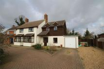 Detached house for sale in East Road, Langford...
