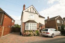 4 bedroom Detached property to rent in Clarence Street, Egham...