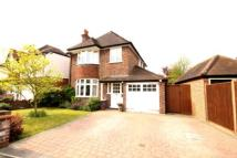 3 bed Detached house for sale in Ford Close, Ashford...