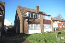 semi detached home for sale in Chaplin Crescent...