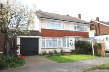 3 bed semi detached home for sale in Wolsey Road...