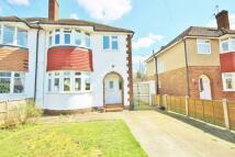 semi detached home in Benedict Drive, Feltham...