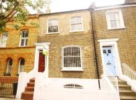 Terraced house for sale in Masbro Road, Brook Green...