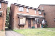 semi detached home for sale in Penfold Close, Croydon...