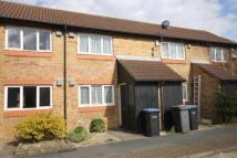 Terraced home in St. Nazaire Close, Egham...