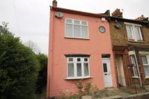 End of Terrace property in Charnwood Road...