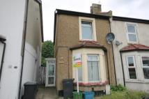 2 bed semi detached home in Whitehorse Lane...