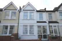 3 bedroom Terraced home in Cumberland Road...