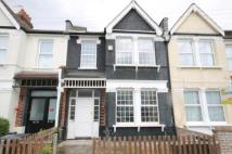4 bed Terraced property in Tudor Road...