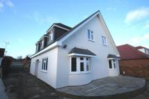 new home for sale in Chertsey Lane, Staines...