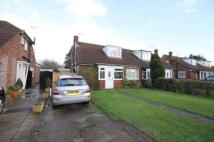 3 bed semi detached property in Gibson Place, Stanwell...