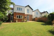 Detached home in Woodthorpe Road, Ashford...