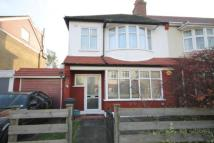 semi detached home for sale in Glennie Road, London...
