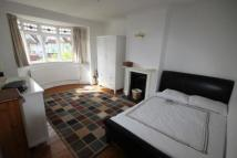 semi detached house in Broxholm Road...